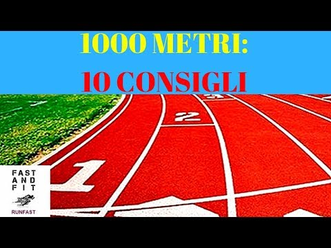 Risultati immagini per come allenare i 1000 metri  foto