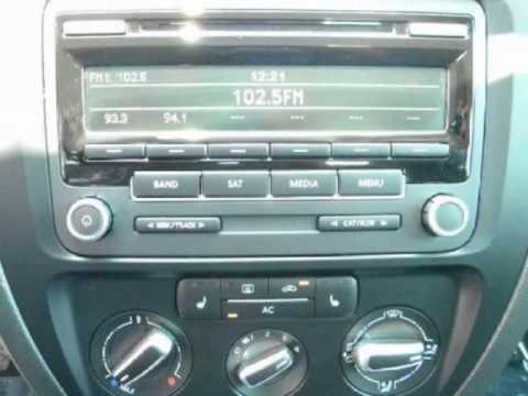 2012 VOLKSWAGEN Jetta SE with Convenience Sedan Manual Low Miles Warranty