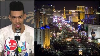 Danny Green on Raptors' celebration: What happens in Vegas stays in Vegas | 2019 NBA Finals