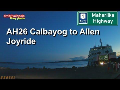 Pinoy Joyride - AH26 Calbayog to Allen Samar Joyride