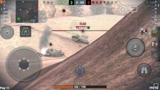 WoT Blitz: E50 - sorrow and pain