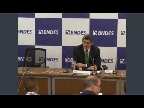Entrevista coletiva de imprensa com o presidente do BNDES, Joaquim Levy