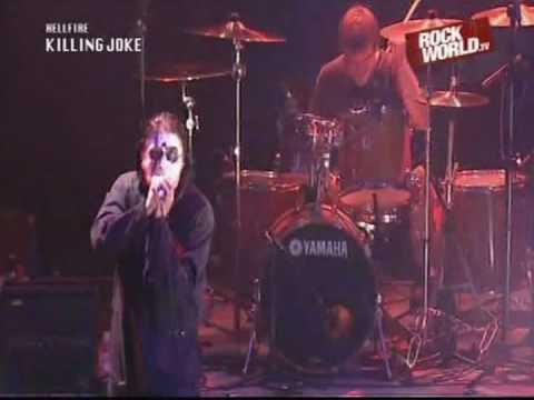 Killing Joke - Live at Astoria London 14.10.05 - Wardance.mpg