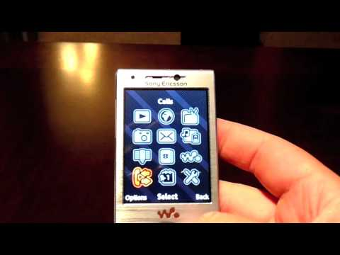 Sony Ericsson W995 Review pt. 2