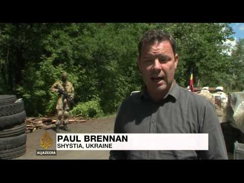 Putin backs Ukraine peace plan