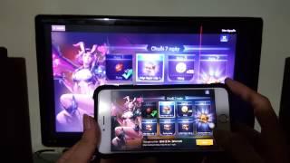 BacBa - Truyền màn hình iOS lên PC ( Airplay Mirroring )