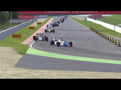 Automobilista: 1994 Barcelona Grand Prix with Gianni Morbidelli (ITA)