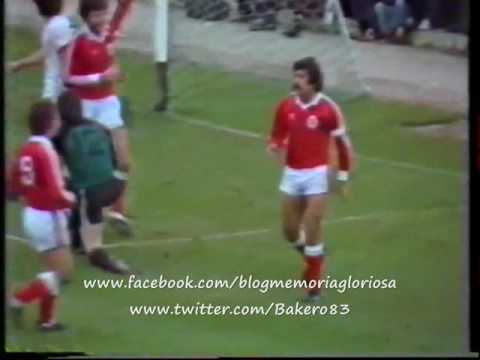 Atlético-0 Benfica-6 de 82/83