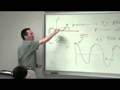 Chem 203. Organic Spectroscopy. Lecture 08. Introduction to NMR Spectroscopy, Part 2