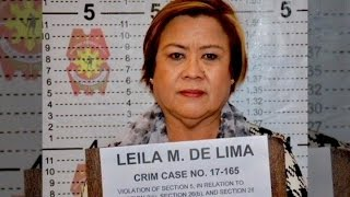 SolGen: No grave abuse of discretion in the issuance of warrant of arrest against De Lima