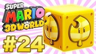 【瀬戸の実況】スーパーマリオ3Dワールドをふたりで実況プレイ! Part 24
