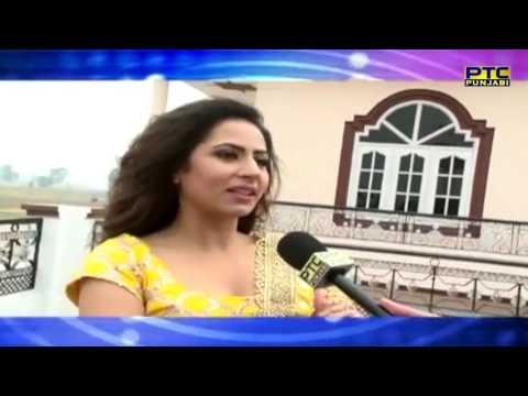 On location shoot of Punjabi film 'Jindua' | PTC Entertainment Show | PTC Punjabi