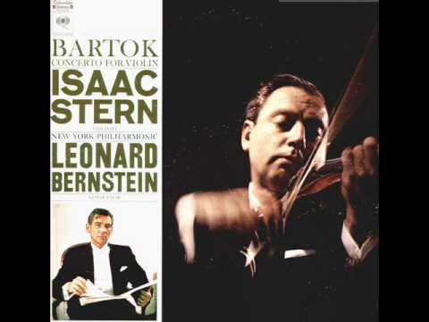 Bela Bartok-Violin Concerto No. 2