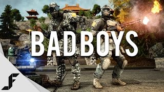 BAD BOYS - Battlefield 4 Multiplayer Gameplay