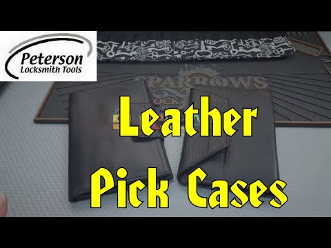 (827) Review: Peterson Leather Pick Cases