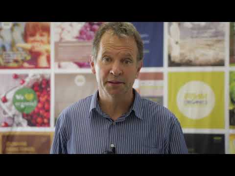 Join us for the Organic World Congress - a video message from Markus Arbenz