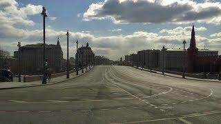 Фото Москва на самоизоляции. Всем сидеть дома. Коронавирус в столице