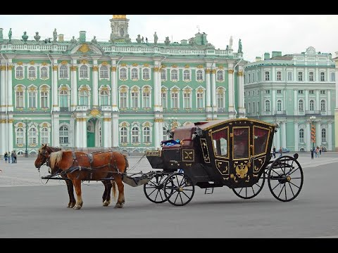 Introducing St Petersburg