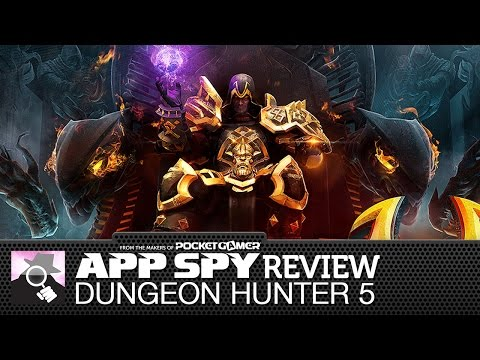 Dungeon Hunter 5 | IOS IPhone / IPad Gameplay Review - AppSpy.com