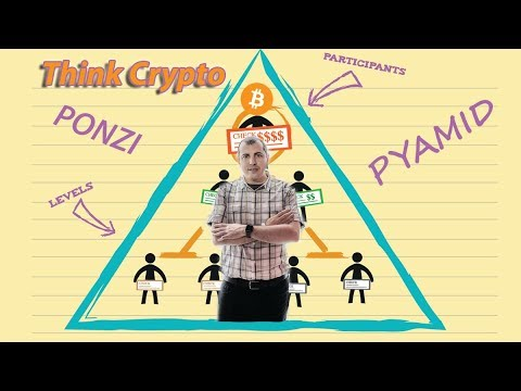 Andreas Antonopoulos: What Is The Solution To Pyamid & Ponzi Schemes