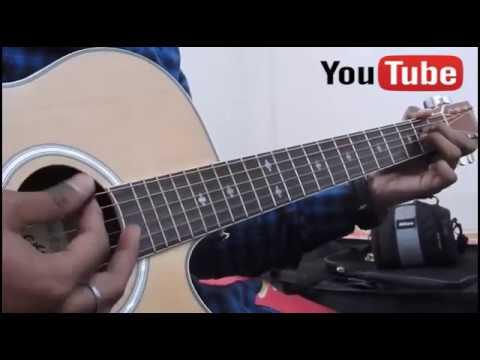 Haareya || Meri Pyaari Bindu || Guitar Cover By Debojit