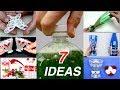 Поделки - 7 Замечательных Идей из Пластиковых Бутылок Поделки Своими Руками