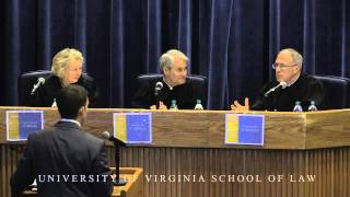 2015 Lile Moot Court Competition at UVA Law