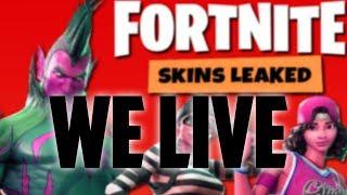 Pro Fortnite Squad Tryout LF One | 1v1 Fortnite Tourney Saturday June 2 | Fortnite Leak Skins ???