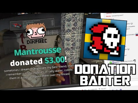 Donation Trolling ANOMALY!!!