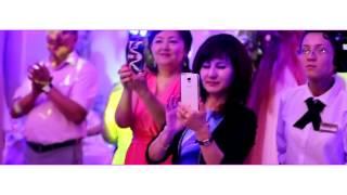 Кыз узату Айсулу и Бекболат Свадьба в Актобе ресторан РАУАН