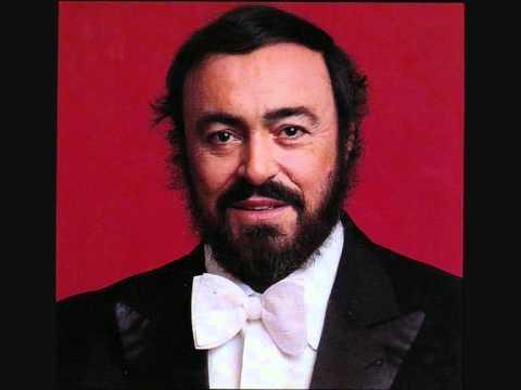 Клип Luciano Pavarotti - O sole mio (di Capua)