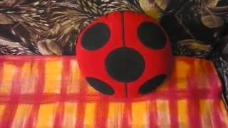 Подушка «Леди Баг и Суперкот» (Miraculous Ladybug) | G4SKY.ru