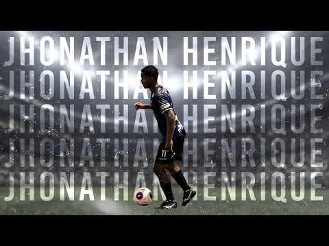 Jhonatan Henrique - Atacante  Forward 2020