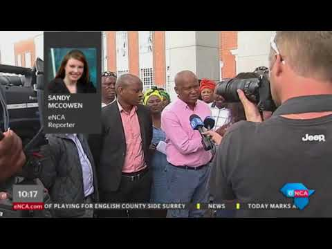 Jailed ANC councillor, Andile Lungisa, out on bail