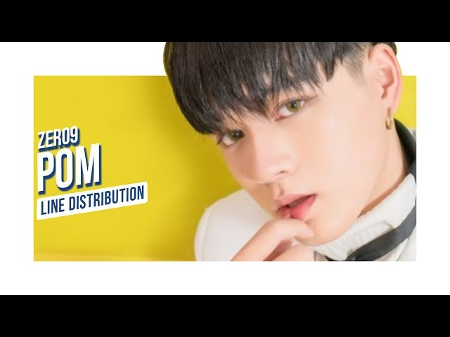ZERO9 - POM (Line Distribution)