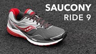 Running Shoe Overview: Saucony Ride 9