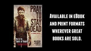 PRAY TO STAY DEAD Book Trailer
