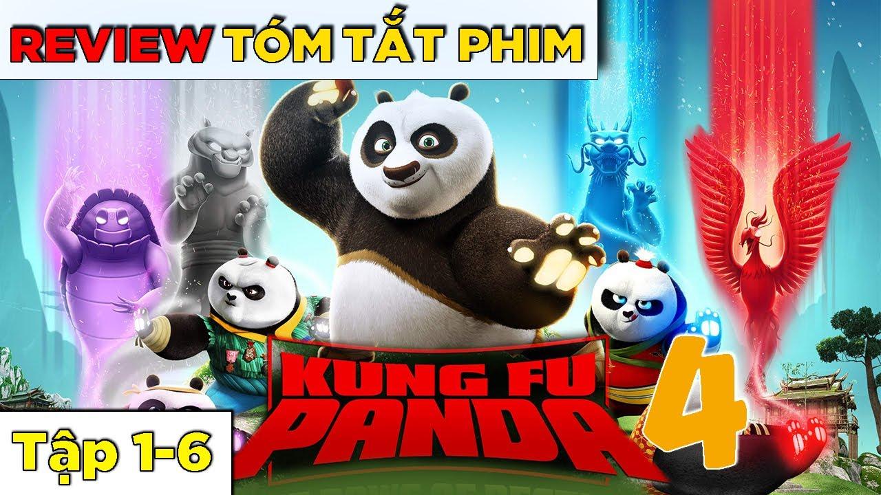 Download Kung Fu Panda 4: Môn Võ Bí Truyền (2018) | Review Tóm Tắt Phim (Tập 1-6)