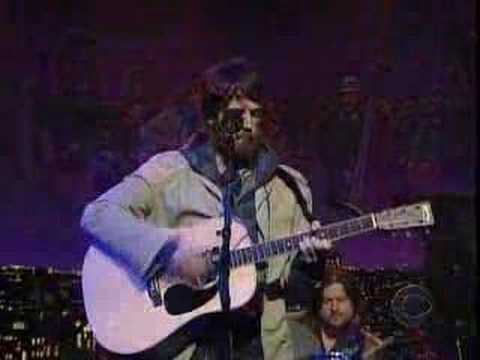 Ray Lamontagne - Forever my Friend @ Letterman