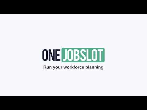 OneJobSlot 1st