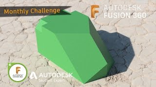 Fusion 360 Challenge of the Month: March 2017
