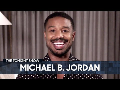 Michael B. Jordan's Friends Teased Him for Being Sexiest Man Alive | The Tonight Show