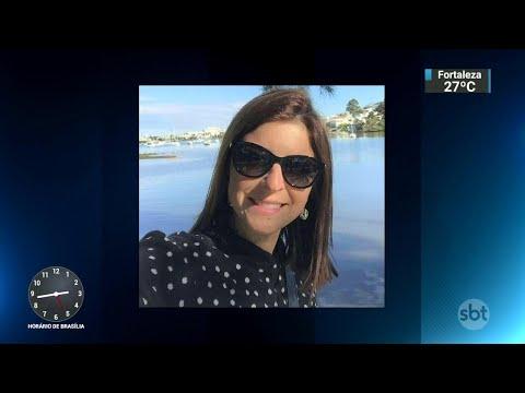 Acusado de matar ex-namorada na Austrália está preso no Rio de Janeiro | SBT Notícias (09/07/18)