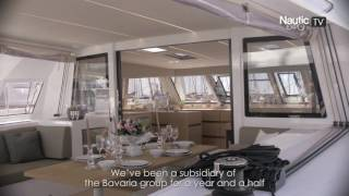 Bavaria Nautitech 46 Open at Salon du Multicoque / Multihull Boat Show 2016