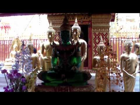 Wat Phra That Doi Suthep, Chiang Mai; Thailand