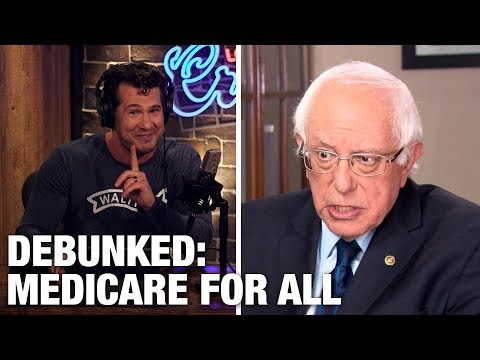 DEBUNKED: Medicare for All MYTHS! | Louder With Crowder