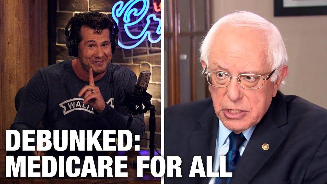 Steven Crowder DEBUNKED: Medicare for All MYTHS! | Louder With Crowder