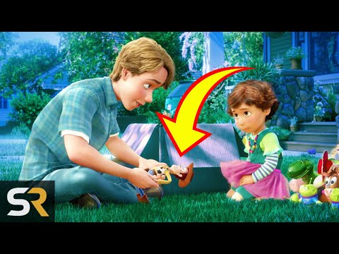 25 Things You Missed In Toy Story 4