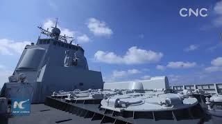 The PLA Navy at 70: Surface Force