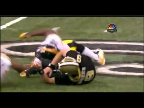 James Harrison Hard Hits